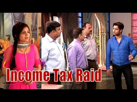 Income Tax Raid On Rk Mansion Youtube