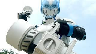 福岡を中心に展開する大賀薬局のヒーロー 「薬剤戦師オーガマン」PV!