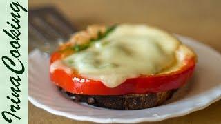 ВКУСНЫЕ БУТЕРБРОДЫ на Завтрак 🥪 Горячие Бутерброды с Сыром ✧ Ирина Кукинг