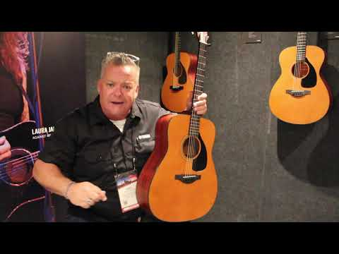 Yamaha Guitars at Summer NAMM 2019