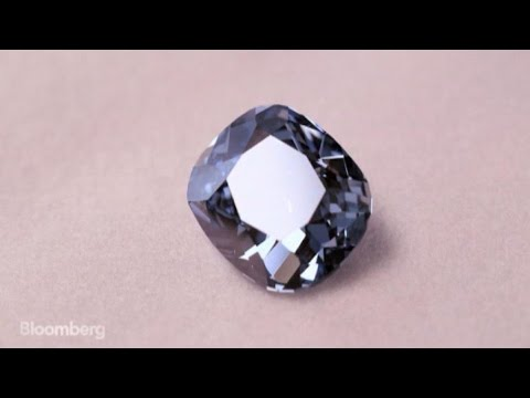 Blue Moon Diamond: $26 Million for Uncut Stone