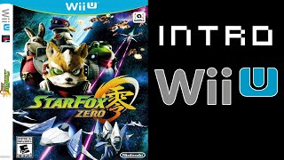 INTRO: Star Fox Zero: Nintendo Wii U