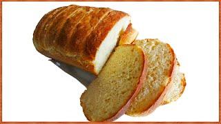 Просто испекла хлеб духовка_хлеб домашний_хлеб