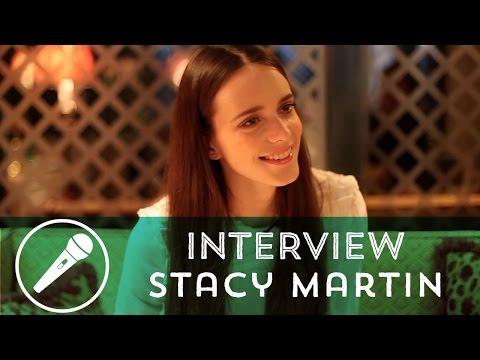 Stacy Martin parle du film « Taj Mahal » en  vidéo