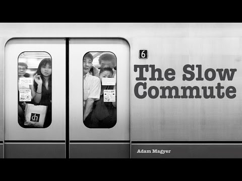 The Slow Commute - The Thing About...Art & Artists - Adam Magyar