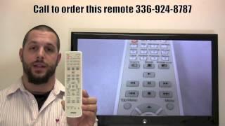 Epson 1407521 Remote Control - www.ReplacementRemotes.com