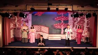 The Mikado No. 20 - The flowers that bloom in the spring