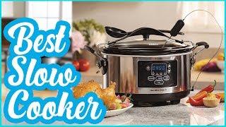 Best Slow Cooker-Top 17 Slow Cookers to Buy [Best Slow Cooker]