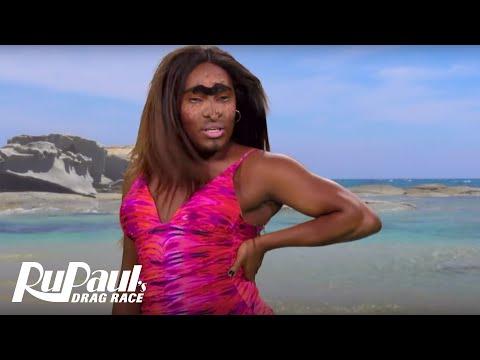 Best of Asia O'Hara: From Para Salin to Tweety Bird | RuPaul's Drag Race Season 10