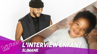 L'interview enfant des coachs ● Slimane | Bonus | The Voice Kids Belgique