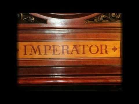 Imperator No.48 Deutschlandlied German National Anthem with bells