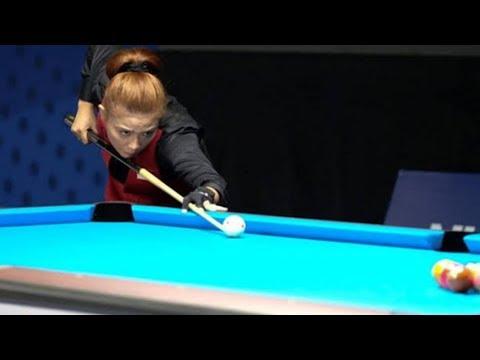 Indonesia Vs Malaysia Double Women, Billiard Sea Games 2019 30th Philippin