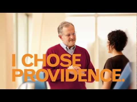 I Chose Providence - Stephen Murray, MD - Spokane Vascular Surgeon