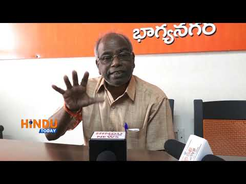 No Permission Ram Rath Yatra in Telangana State Police Side  Hindu Today Exclusive