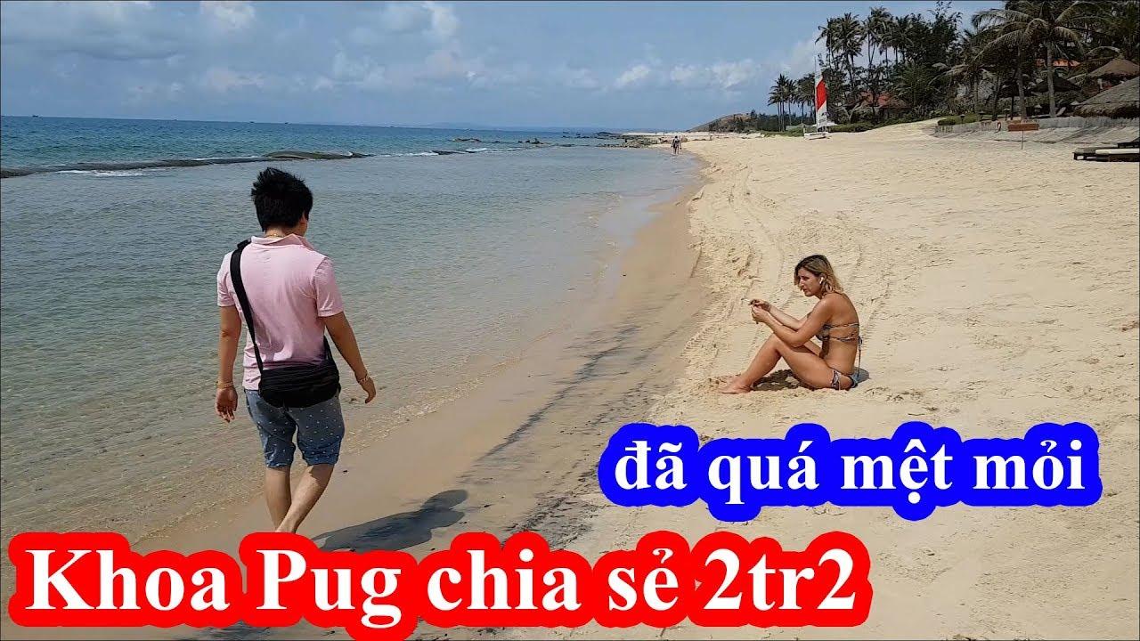 Khoa Pug chia sẻ 2tr2 tiền phòng nhận lại từ resort Aroma và mọi chuyện kết thúc tại đây
