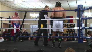 Ronin Fight League 1/21/2012 - Zebeeb Ahmadzai vs Ray Santiago
