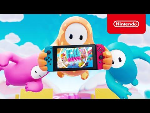 👑 Fall Guys débarque cet été sur Nintendo Switch ! 👑