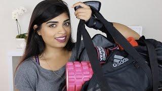 Video What's In My Gym Bag? | Zaahirah Munif download MP3, 3GP, MP4, WEBM, AVI, FLV Agustus 2018