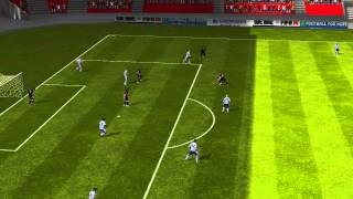 FIFA 14 Android - BARCELONA SC VS Millwall