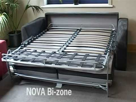 Shann Nova Sofa Bed Mechanism By Sedac Youtube