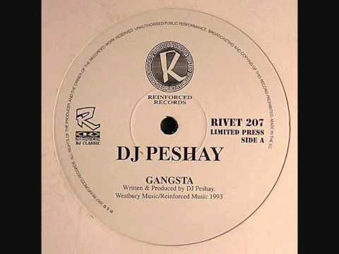 DJ Peshay-Gangsta