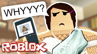 BEING A TEENAGER IN ROBLOX!