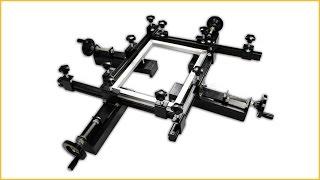 Silk screen stretching machine manual screen stretching machine