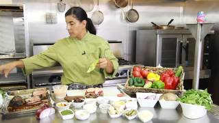 A Roast Beef Sandwich With Thousand Island : Sandwich Recipes