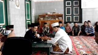 Prosesi Akad nikah Bahasa Indonesia