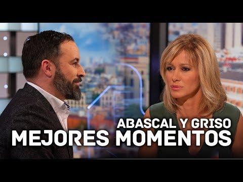 Mejores momentos de Santiago Abascal en Espejo Público