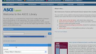 Scientific research articles database