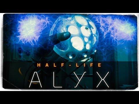 ВСТРЕЧА С ЭЛЕКТРО СОБАКОЙ! - Half-Life: Alyx (Oculus Rift S) #6
