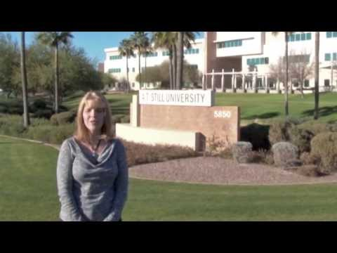 ATSU ASHS tDPT Recruitment Video