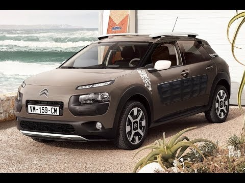 New Citroen C4 Cactus Rip Curl Concept 2017 2018 Review Photos