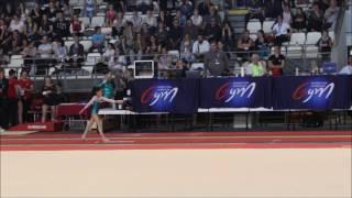Kimy Xiong (2006) - Nat A 11ans - Championnat de France 2017