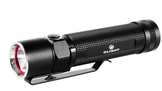 Olight S20 Baton   Compact 18650 EDC Flashlight