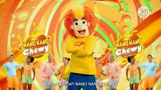 Iklan Nano Nano Chewy - Chew Dem All, SkinnyIndonesian24 ver. Full 60sec (2017)