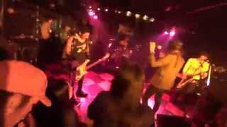 SKIZOPHRENIA! @Antiknock 14 june 2014 - Tokyo