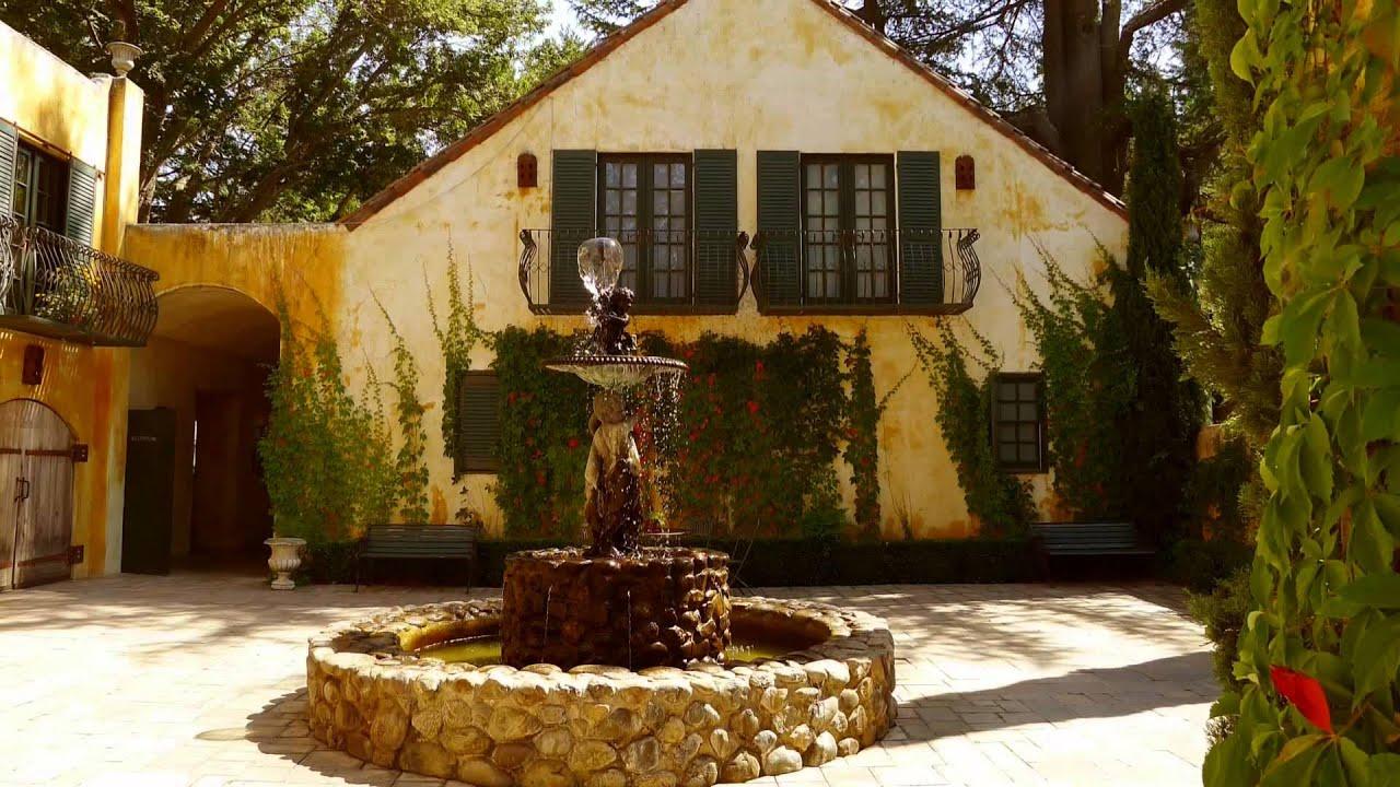 California Napa Valley Mario Andretti Winery Ernesto Cortazar Amazed By Beauty