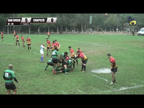 San Diego 27 X 10 Chapecó │ Taça Tupi Rugby XV (6ª Rodada)
