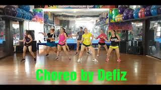 LILY Dangdut Choreo by Defiz