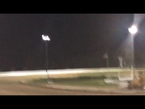Watch #7 big red and #14 Tyler Clem in their open wheel modifieds. - dirt track racing video image