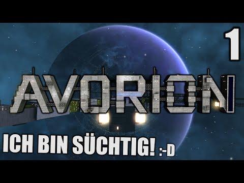 Avorion #1 Ich bin süchtig! :-D | Deutsch