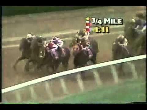 1987 Flamingo Stakes   leo castelli 3rd