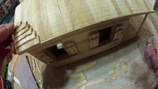 [9/9] - Model Building Process - Roof Shingles