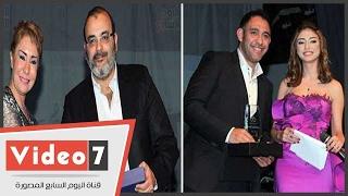 تكريم عمرو مصطفى وأيمن بهجت قمر وطعيمة في أوسكار الشرق الأوسط