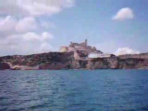 Water Taxi to Ibiza Harbour