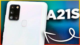 A por XIAOMI, Samsung Galaxy A21s REVIEW