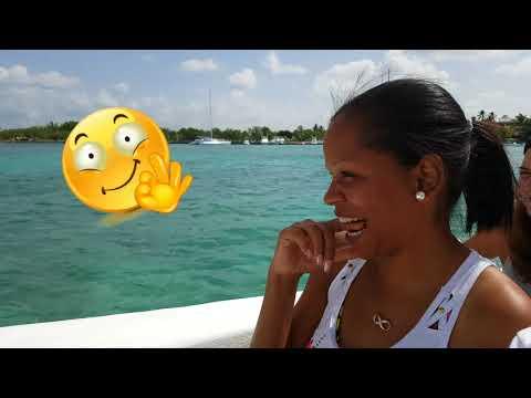 Glenny & Jorg 30.7. - 16.8.2017 Dominican Republic Amor