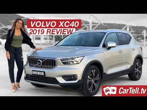 2019 Volvo XC40 Review | Australia